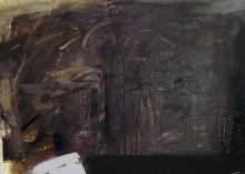Untitled   1987  oil on canvas, 180x120 cm